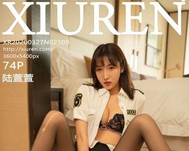 [XiuRen秀人网]2020.03.27 No.2109 陆萱萱[72P]