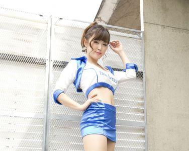 [RQ-STAR美女] NO.01035 Sara Oshino 忍野さら Race Queen[90P]