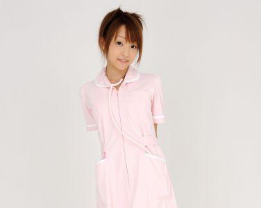 [RQ-STAR美女] NO.01158 Mio Aoki 青木未央 Nurse Costume[67P]