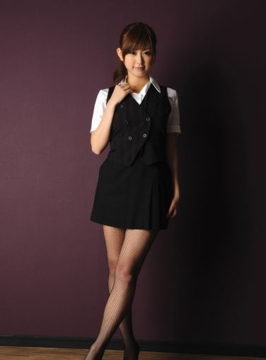 [RQ-STAR美女] NO.0202 Natsumi Senaga 瀬長奈津実 Office Lady[102P]