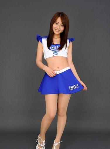 [RQ-STAR美女] NO.01172 Rena Sawai 澤井玲菜 Race Queen[127P]