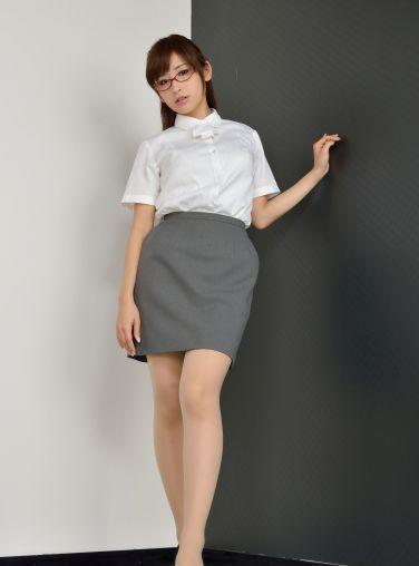 [RQ-STAR美女] NO.00685 Ayaka Arima 有馬綾香 Office Lady[110P]