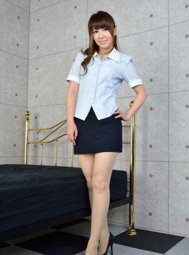 [RQ-STAR美女] NO.00864 ERISA Office Lady[65P]