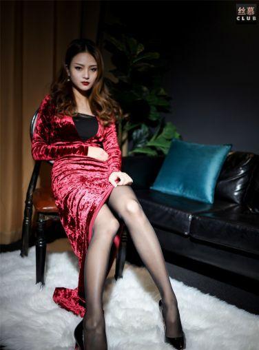 丝慕写真 SM164 MIYA《黑丝俏女郎》[90P]