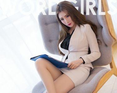 [TouTiao头条女神]2020.03.28 玄子 OL女郎[17P]