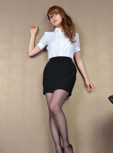 [RQ-STAR美女] NO.00815 Ayaka Arima 有馬綾香 Office Lady[90P]