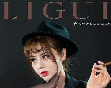 [Ligui丽柜]2019.10.12 网络丽人 Model 兔子&凉儿[66P]