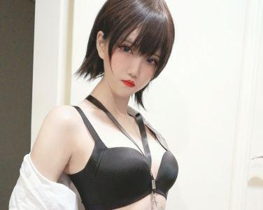 鬼马少女阿薰kaOri - 黑丝OL[39P]