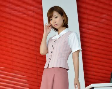[RQ-STAR美女] NO.01017 Ichika Nishimura 西村いちか Office Lady[84P]
