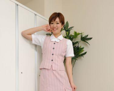 [RQ-STAR美女] NO.00492 Chika Hori 堀ちか Office Lady[112P]