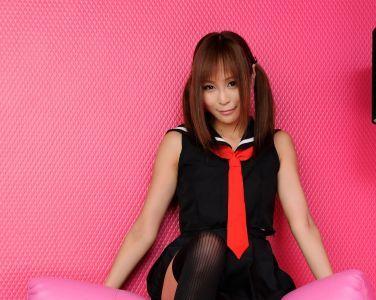 [RQ-STAR美女] NO.00983 Sayuri Ono 小野さゆり Sailor Costume[39P]
