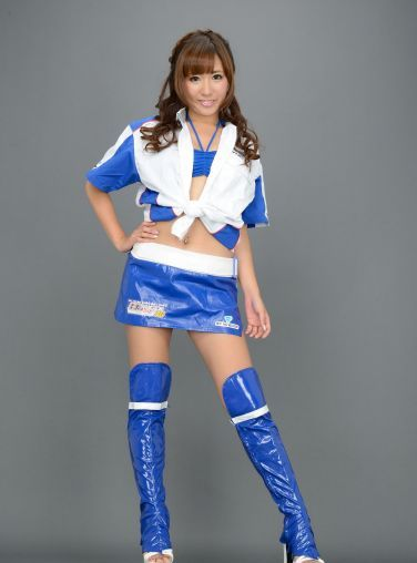 [RQ-STAR美女] NO.00840 Marina Kashiwagi 柏木まりな Race Queen[80P]