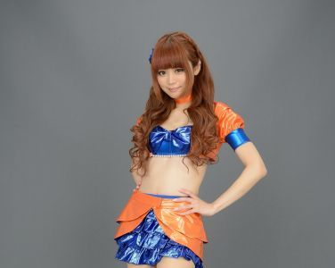 [RQ-STAR美女] NO.00833 Aine Sayuka 朔矢あいね Race Queen[80P]