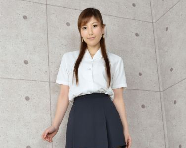 [RQ-STAR美女] NO.00751 Tomoka Wakamatsu 若松朋加 Office Lady[80P]