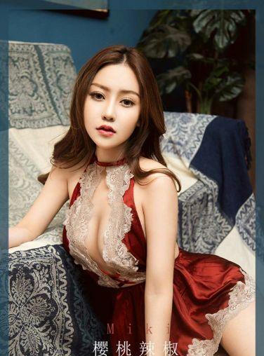 [Ugirls尤果网]爱尤物 2020.08.22 No.1893 Miki 樱桃辣椒[35P]