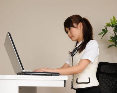 [RQ-STAR美女] NO.00536 Yumi 優実 – Office Lady[90P]
