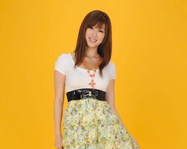 [RQ-STAR美女] NO.0198 Natsumi Senaga 瀬長奈津実 Private Dress[100P]