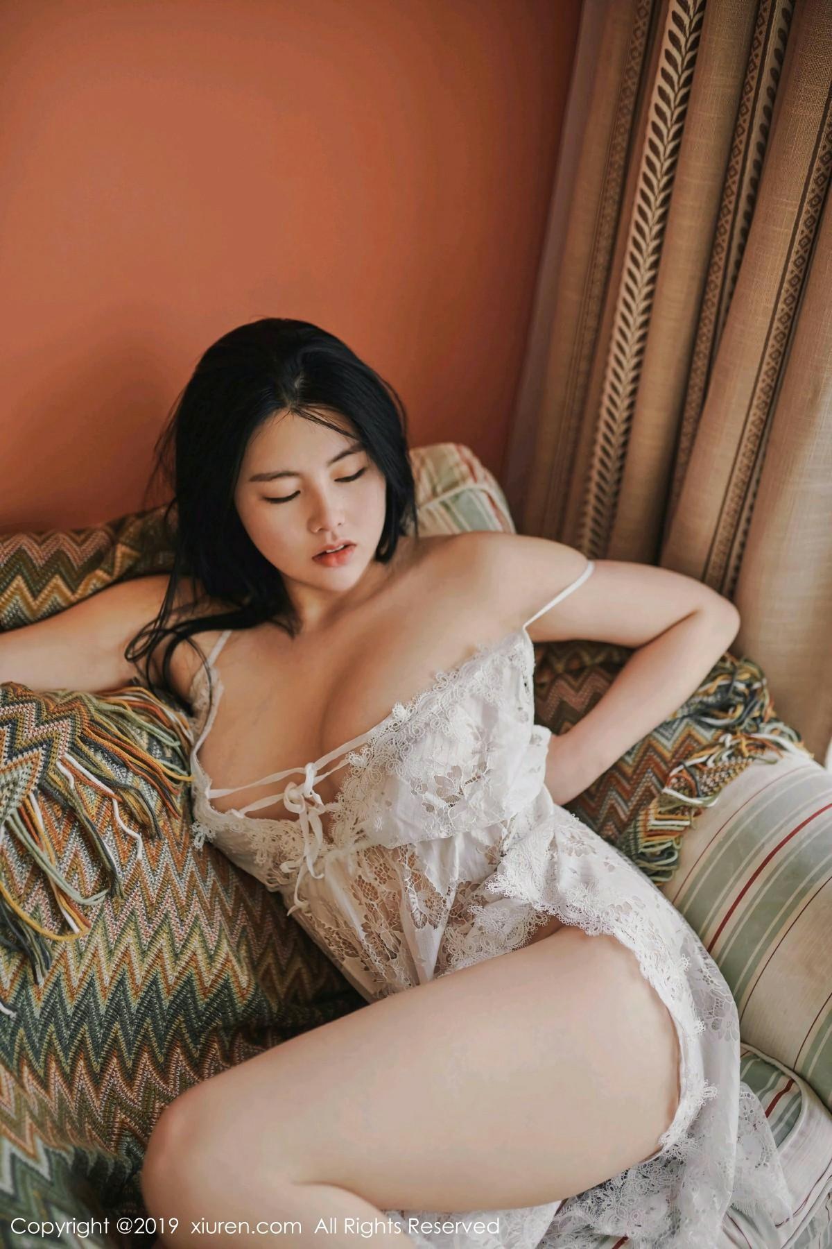 [XiuRen秀人网]2019.05.23 No.1468 娜露Selena [41P] 秀人网 第1张