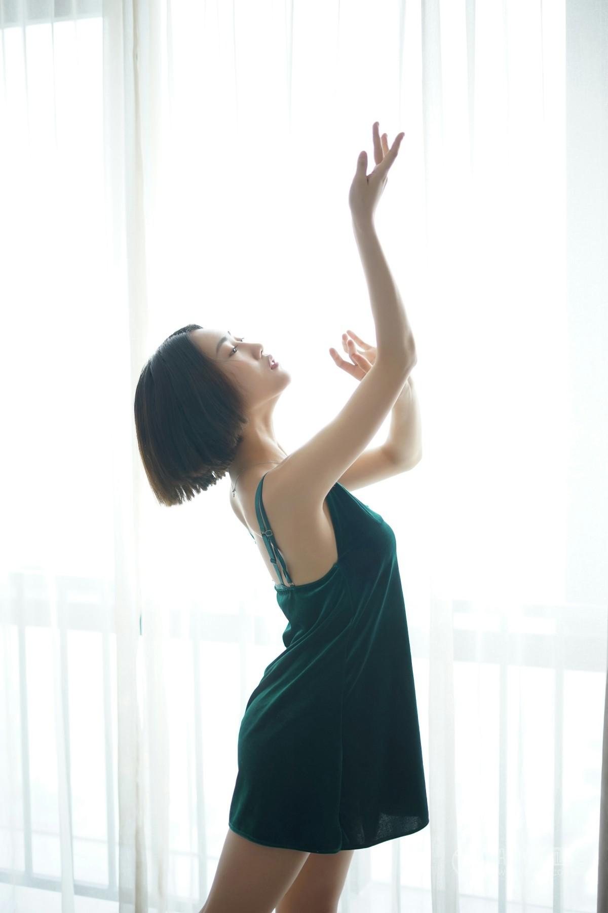 [YALAYI雅拉伊]2018.11.20 No.126 舞寂 肖萧 [42P] 雅拉伊 第2张