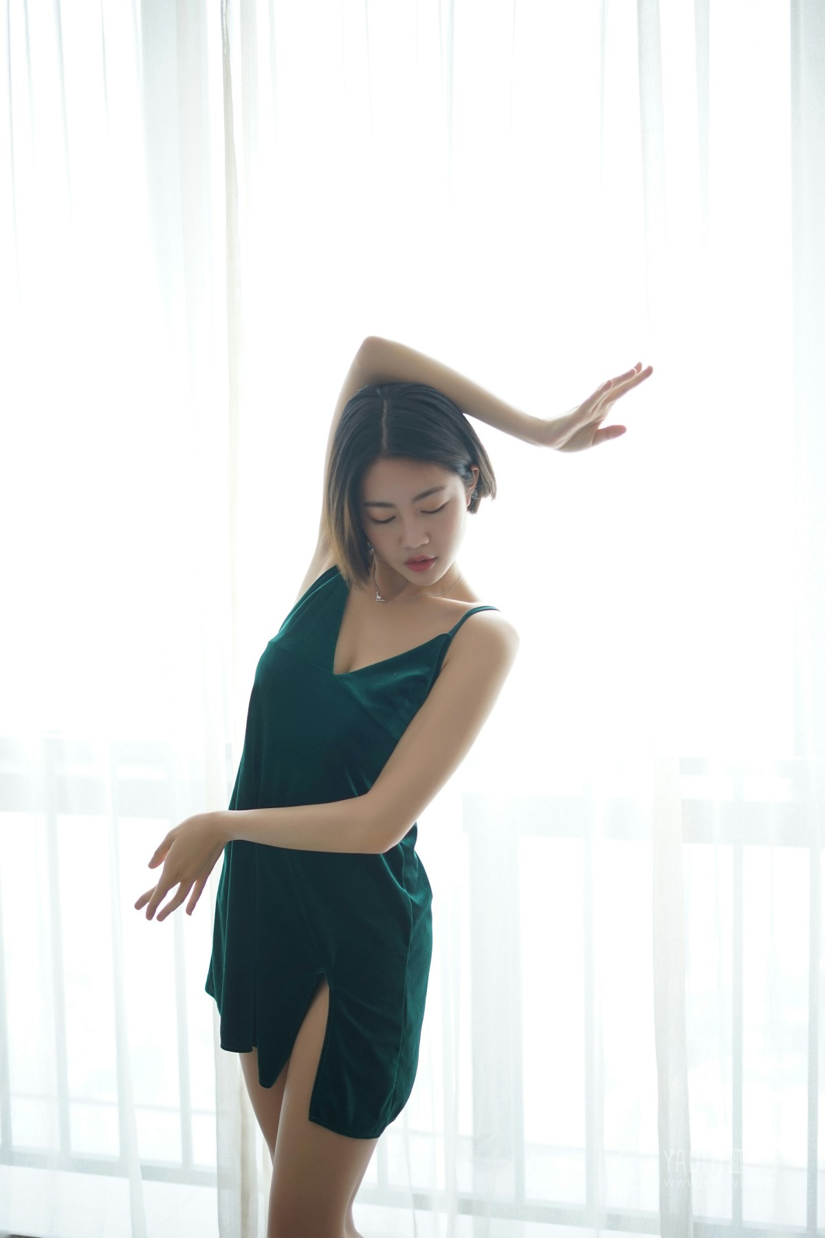 [YALAYI雅拉伊]2018.11.20 No.126 舞寂 肖萧 [42P] 雅拉伊 第4张