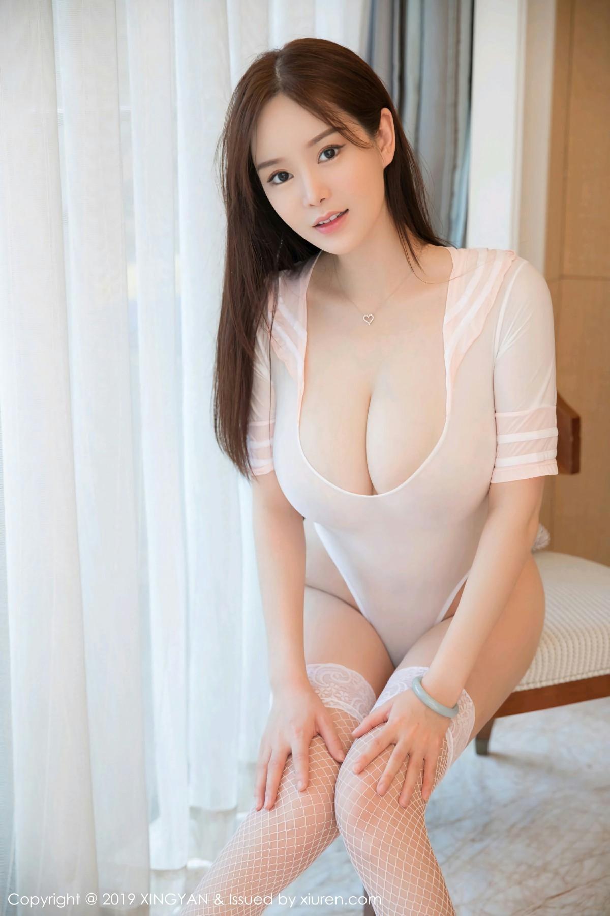 [XINGYAN星颜社]2019.05.13 VOL.120 易阳Silvia [48P] 星颜社 第2张