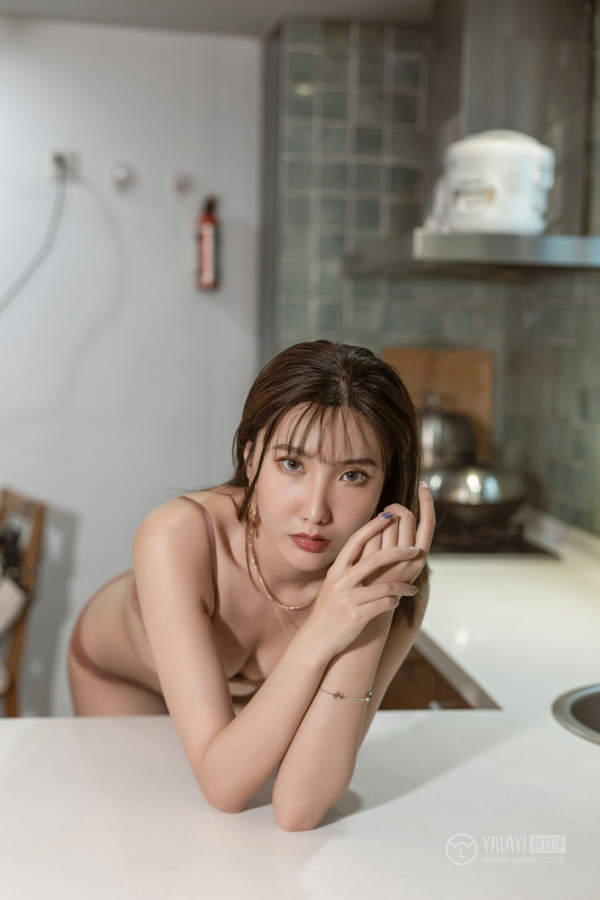 [YALAYI雅拉伊]2019.05.29 Y292 沈美美《说不出的感觉》[42P] 雅拉伊 第23张