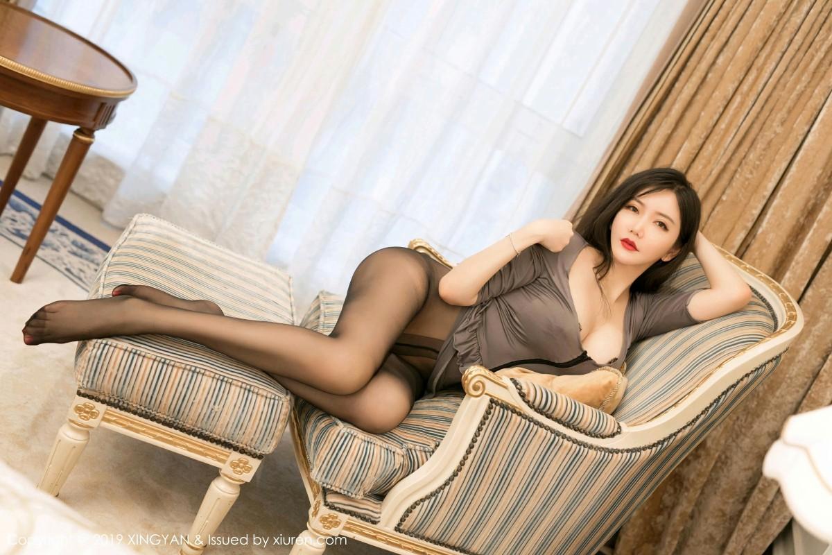 [XINGYAN星颜社]2019.06.24 VOL.123 心妍小公主[46P] 星颜社 第2张