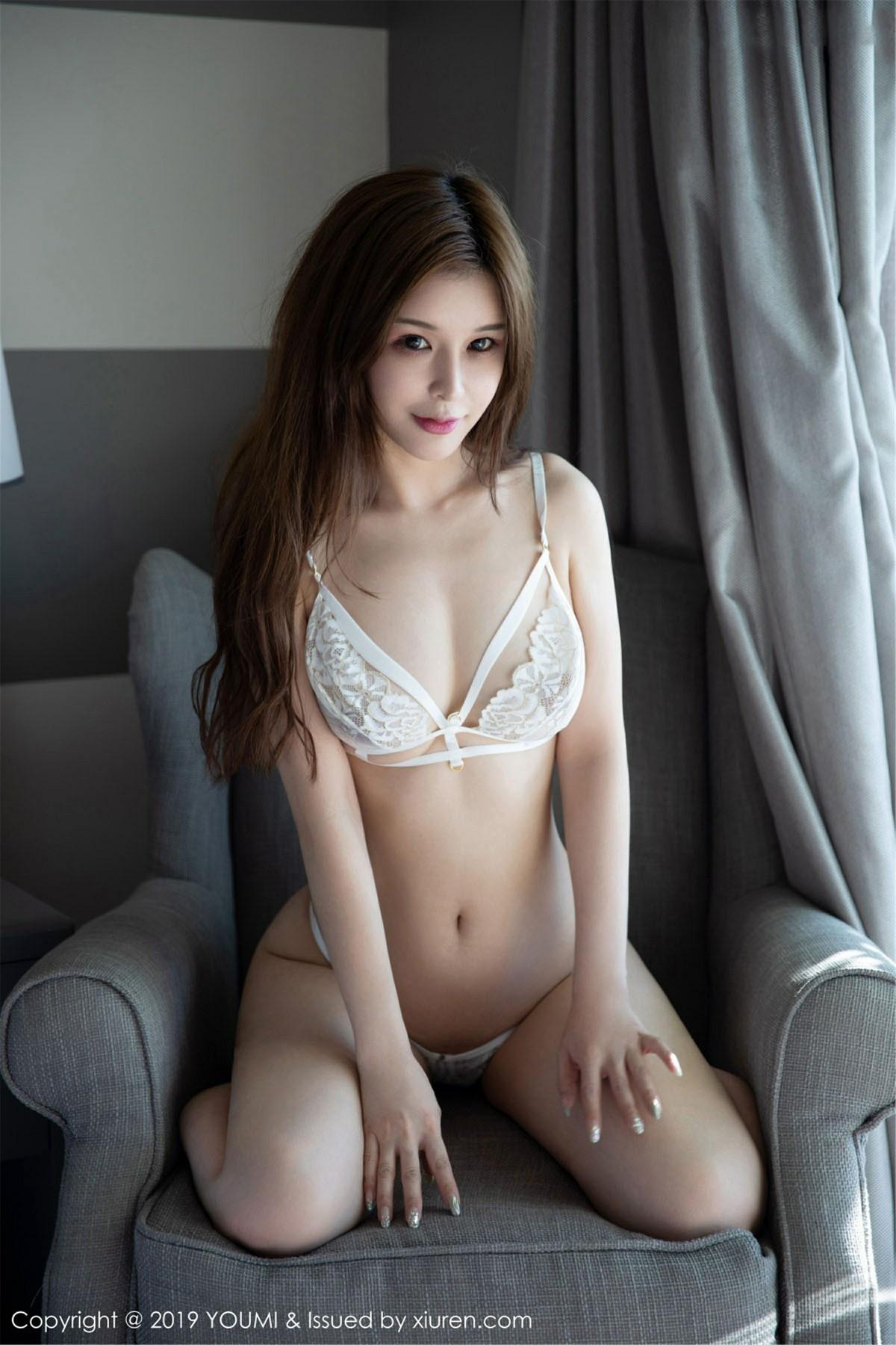 [YOUMI尤蜜荟]2019.06.24 VOL.322 张雨萌[42P] 尤蜜荟 第1张