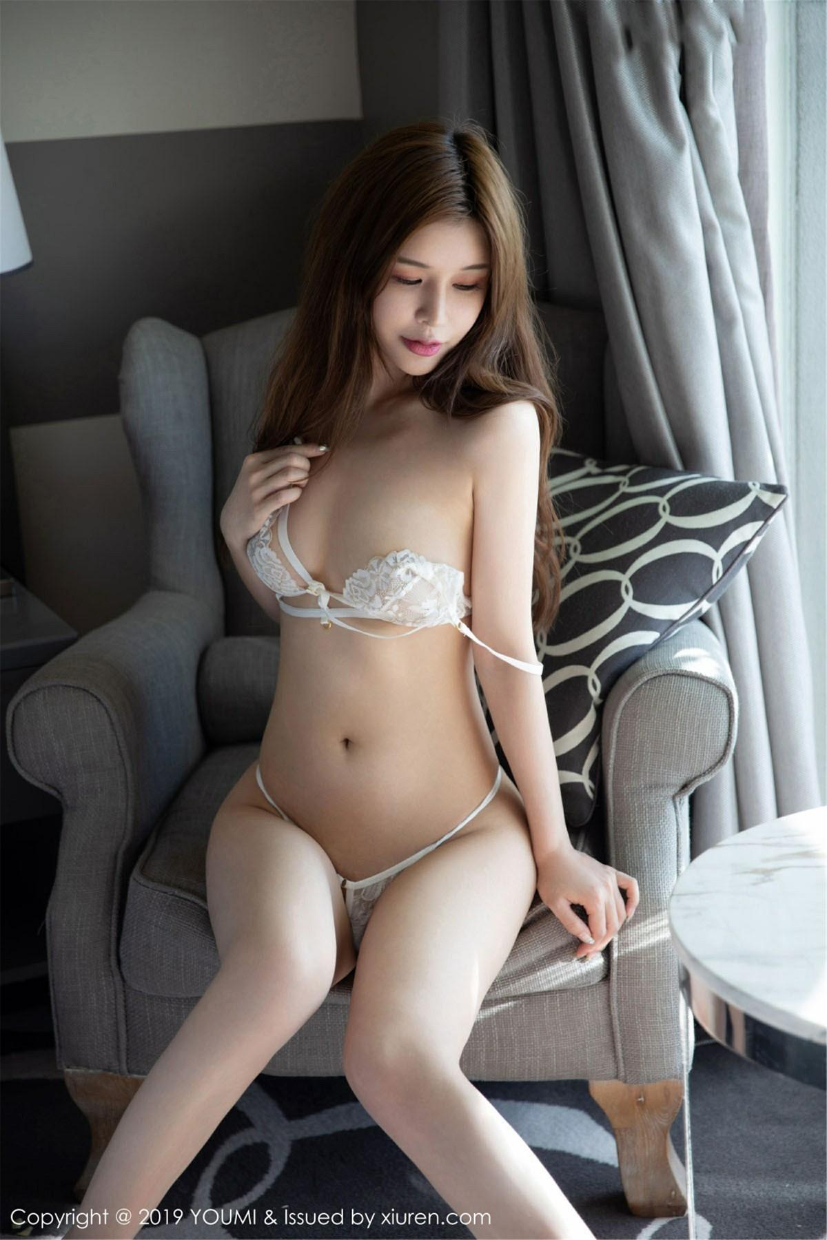 [YOUMI尤蜜荟]2019.06.24 VOL.322 张雨萌[42P] 尤蜜荟 第2张
