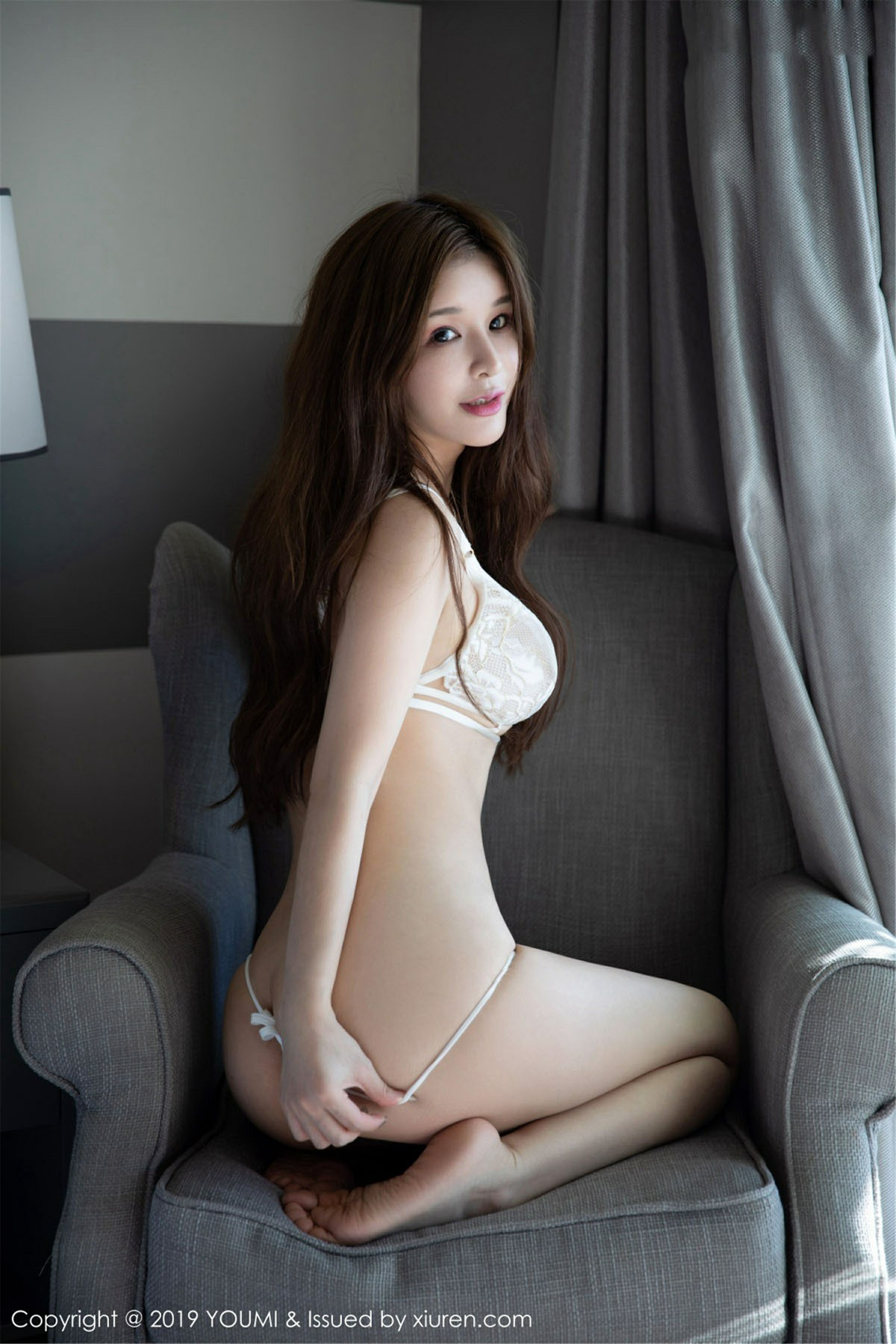 [YOUMI尤蜜荟]2019.06.24 VOL.322 张雨萌[42P] 尤蜜荟 第4张