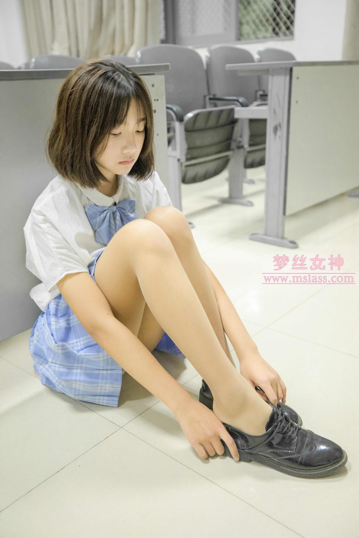 梦丝女神 洛洛 梦幻学记 [60P] 梦丝女神 第1张