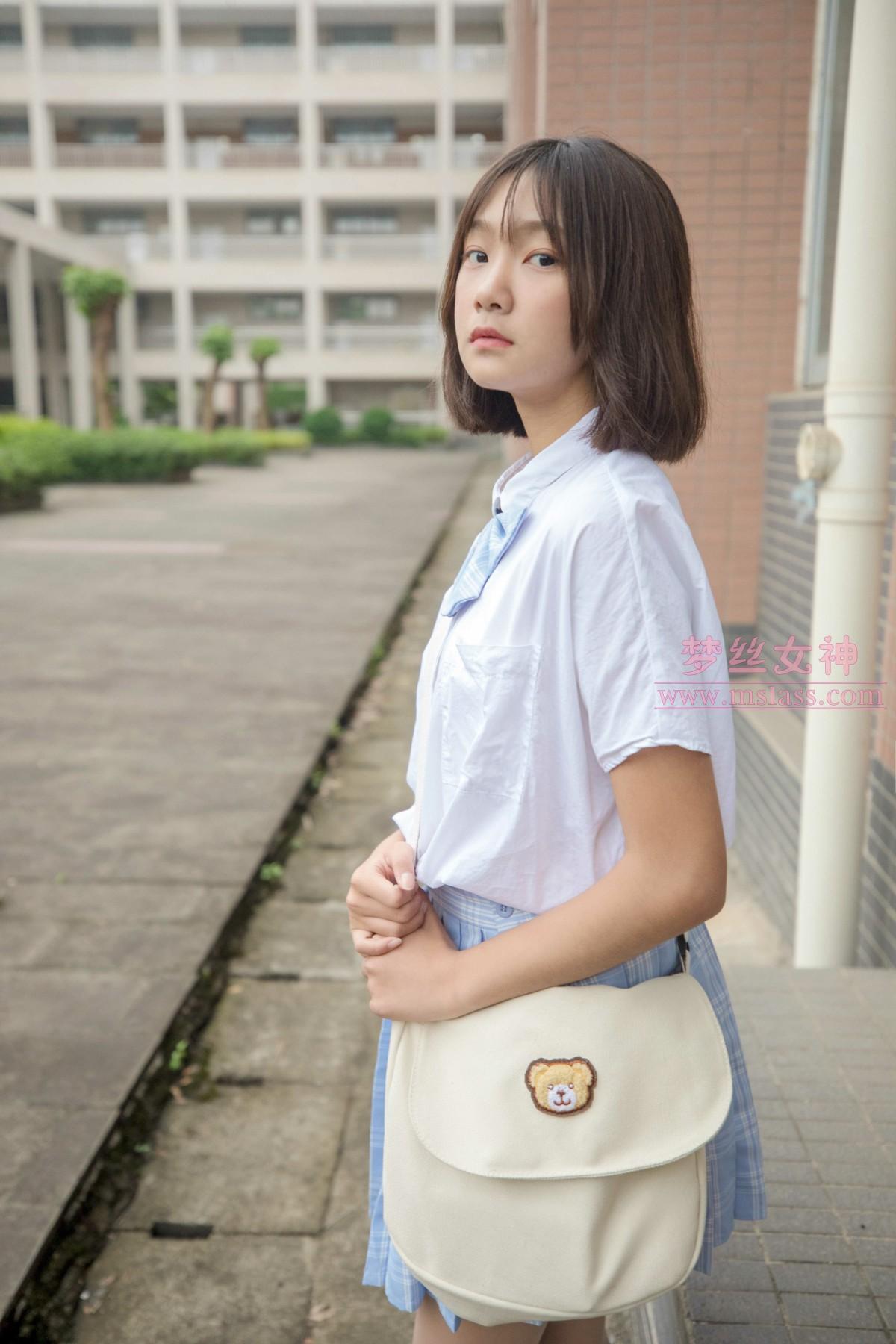 梦丝女神 洛洛 梦幻学记 [60P] 梦丝女神 第4张