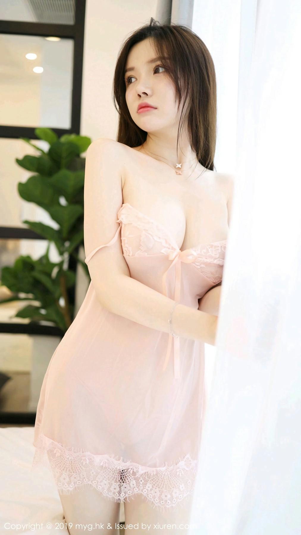 [MyGirl美媛馆]2019.08.07 VOL.378 糯美子Mini[60P] 美媛馆 第1张