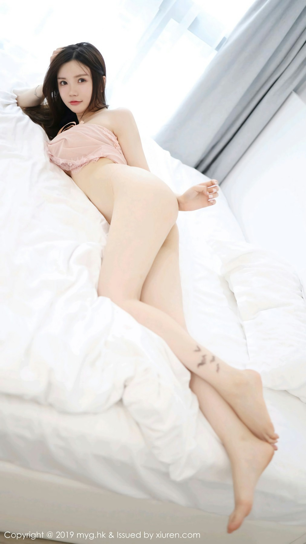 [MyGirl美媛馆]2019.08.07 VOL.378 糯美子Mini[60P] 美媛馆 第3张