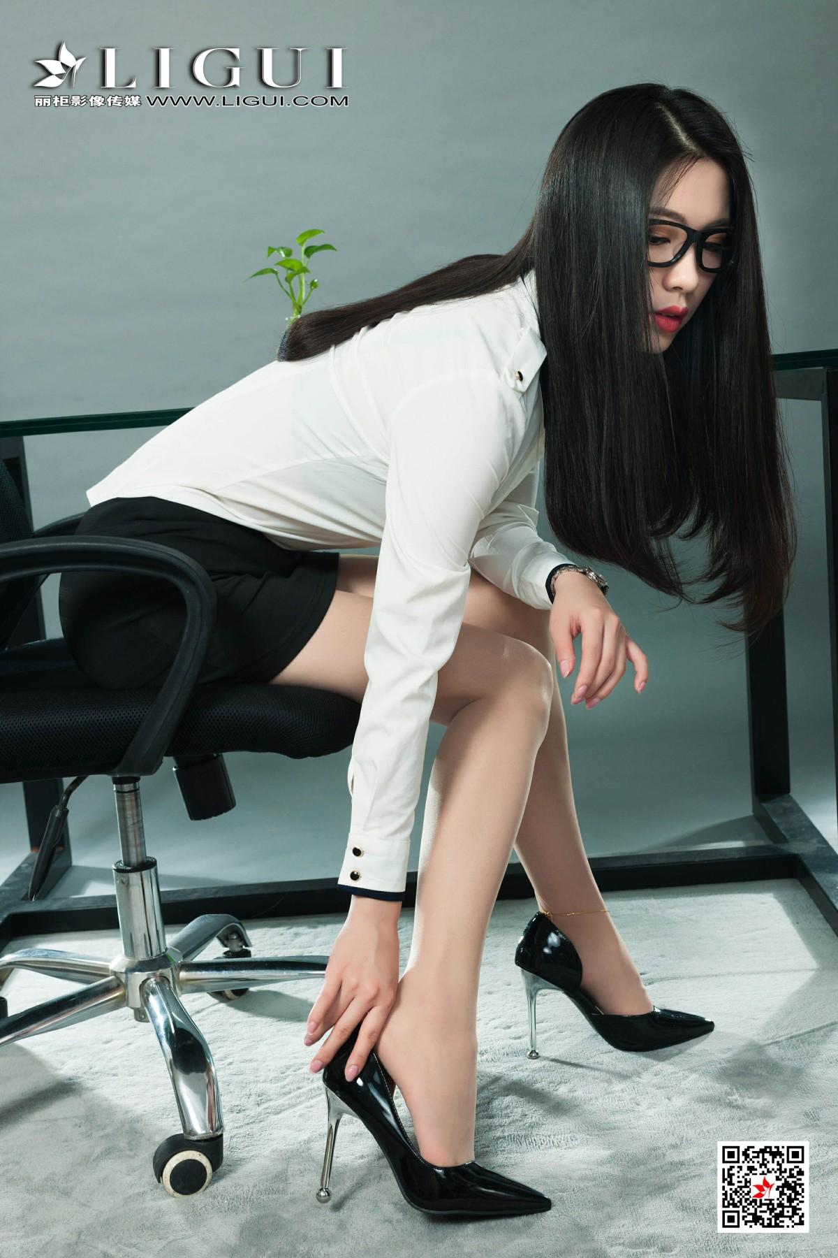 [Ligui丽柜]2019.09.16《职场新秀》 书雅[41P] 网络丽人 第4张
