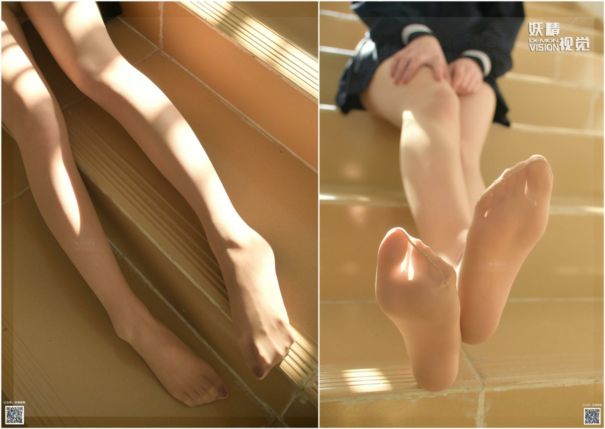 [妖精视觉]小雪 丝袜的宠爱[70P] 妖精视觉 第3张
