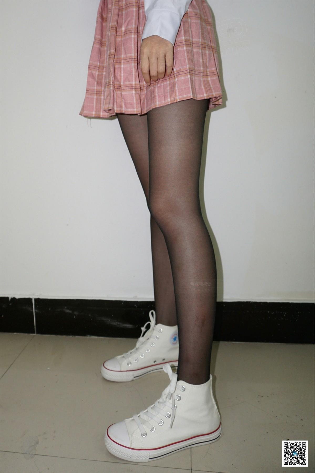 [妖精视觉]小璇 超薄比基尼连裤袜[68P] 妖精视觉 第4张