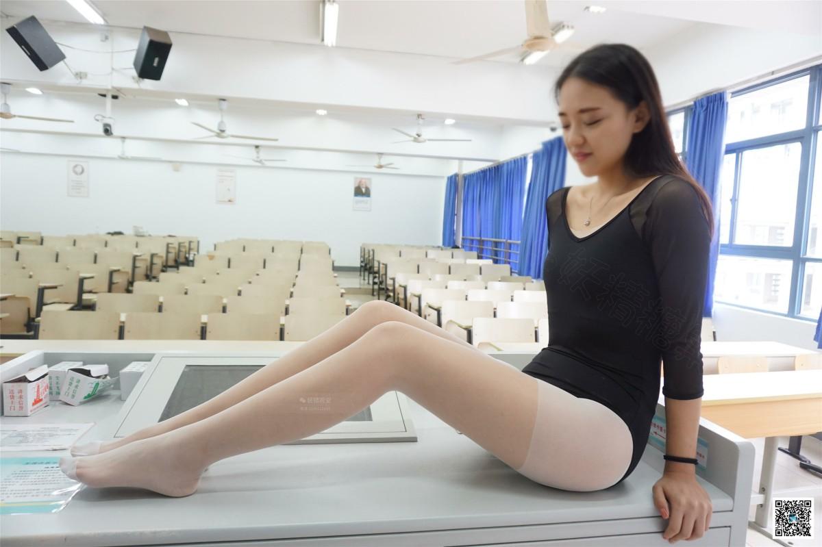 [妖精视觉]苏苏 学妹装,白丝袜(下篇)[71P] 妖精视觉 第4张
