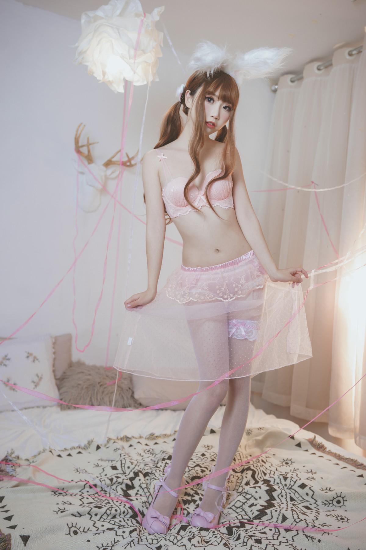 Coser面饼仙儿 – 粉粉红红[17P] 角色扮演 第3张