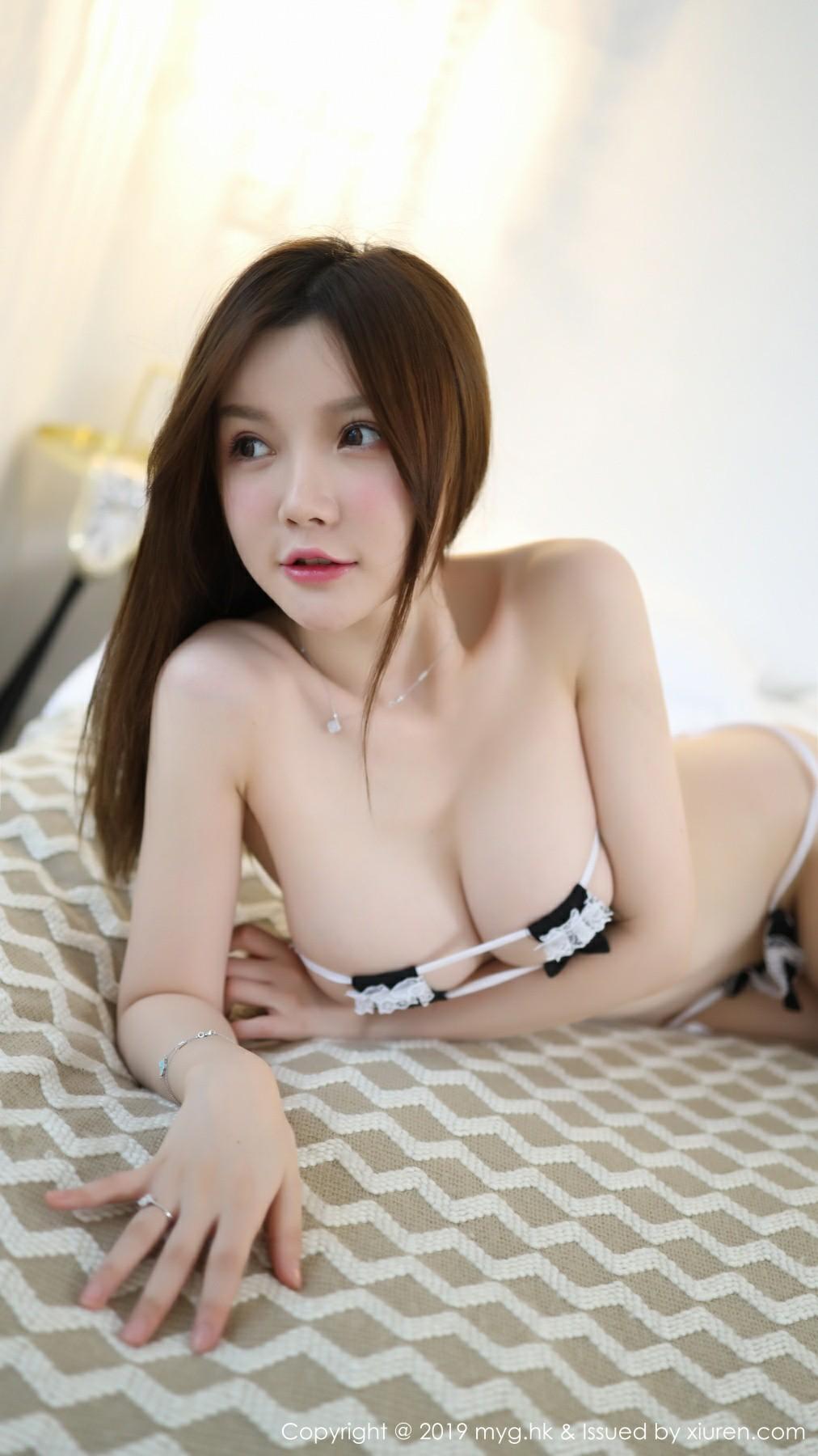 [MyGirl美媛馆]2019.12.17 VOL.414 糯美子Mini[59P] 美媛馆 第4张