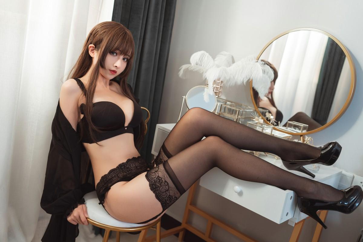 [Cosplay][rioko凉凉子]内衣私房[24P] 角色扮演 第4张