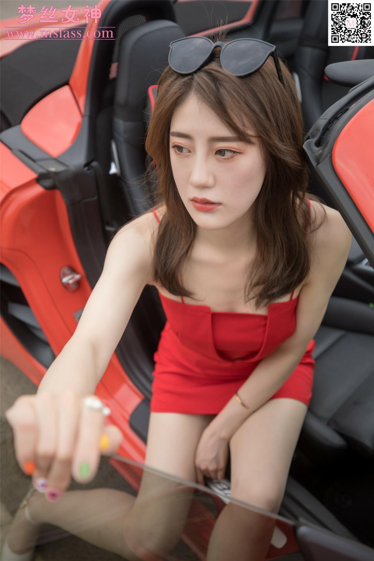 [MSLASS]梦丝女神 陈颖儿 车模女神[70P] 梦丝女神 第4张