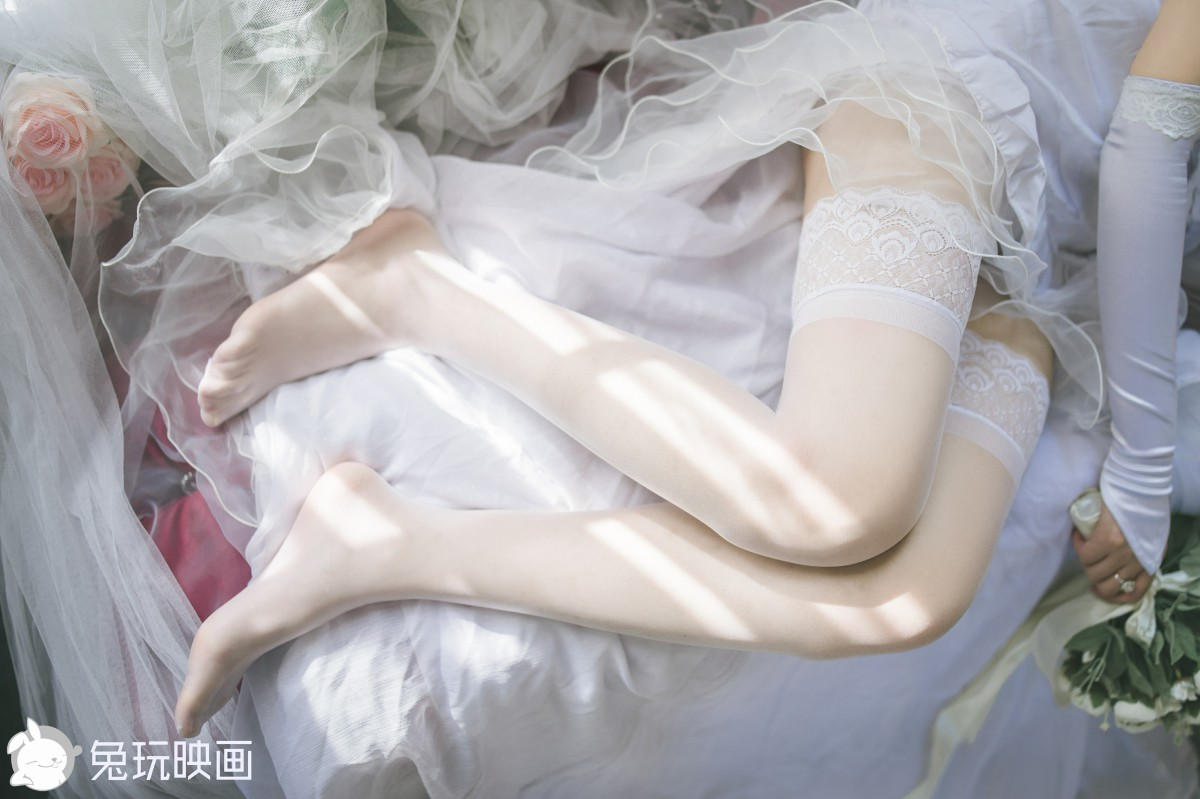 兔玩映画 碧蓝 爱宕婚纱[40P] 兔玩映画 第2张