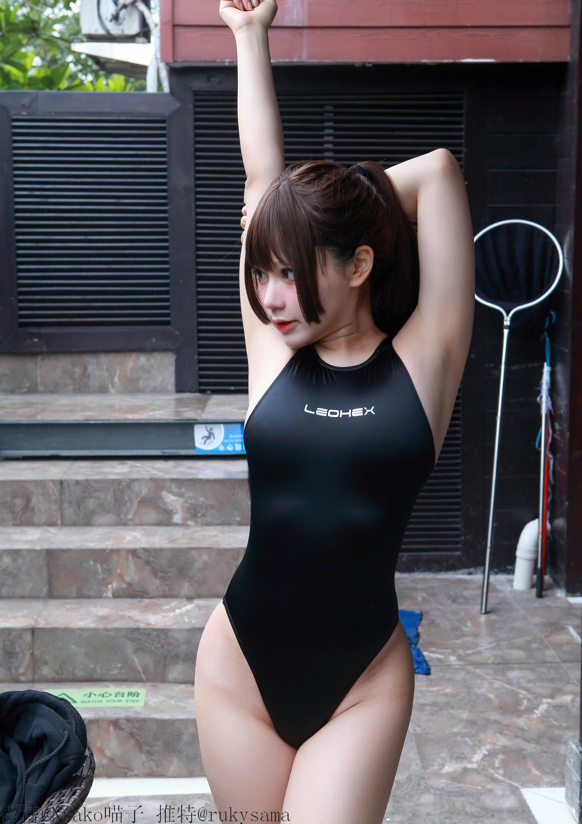 萌妹子Nyako喵子 - 高中生02