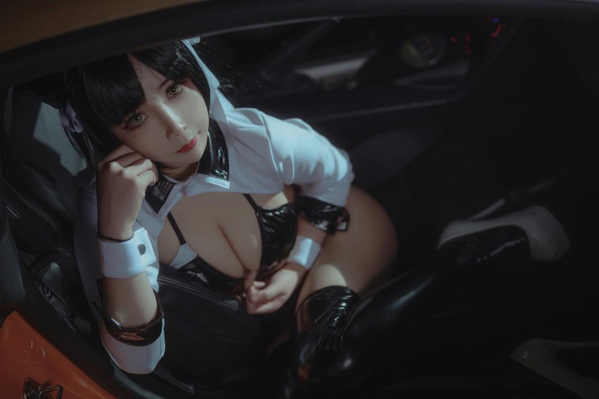 [Cosplay]抱走莫子 赛车女郎[23P] 角色扮演 第2张