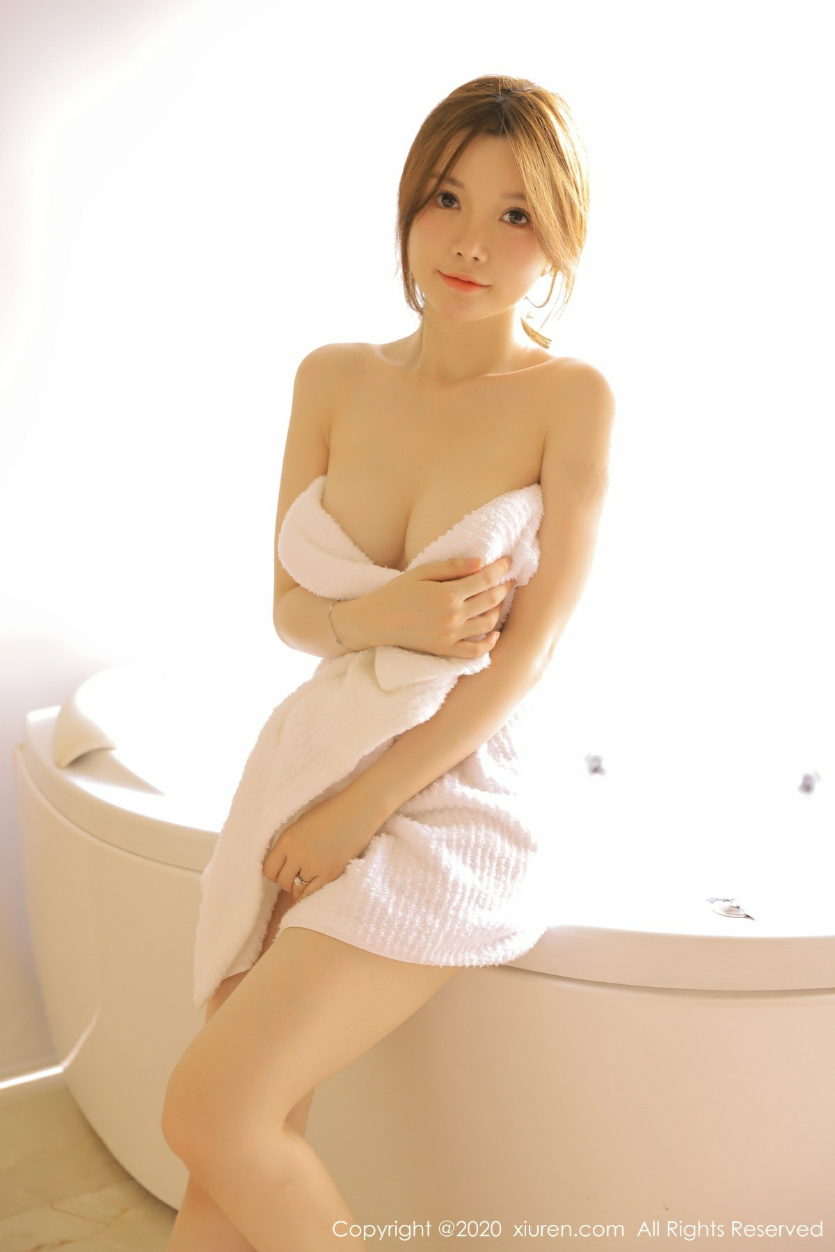 [XiuRen秀人网]2020.02.21 No.1995 糯美子Mini[43P] 秀人网 第1张