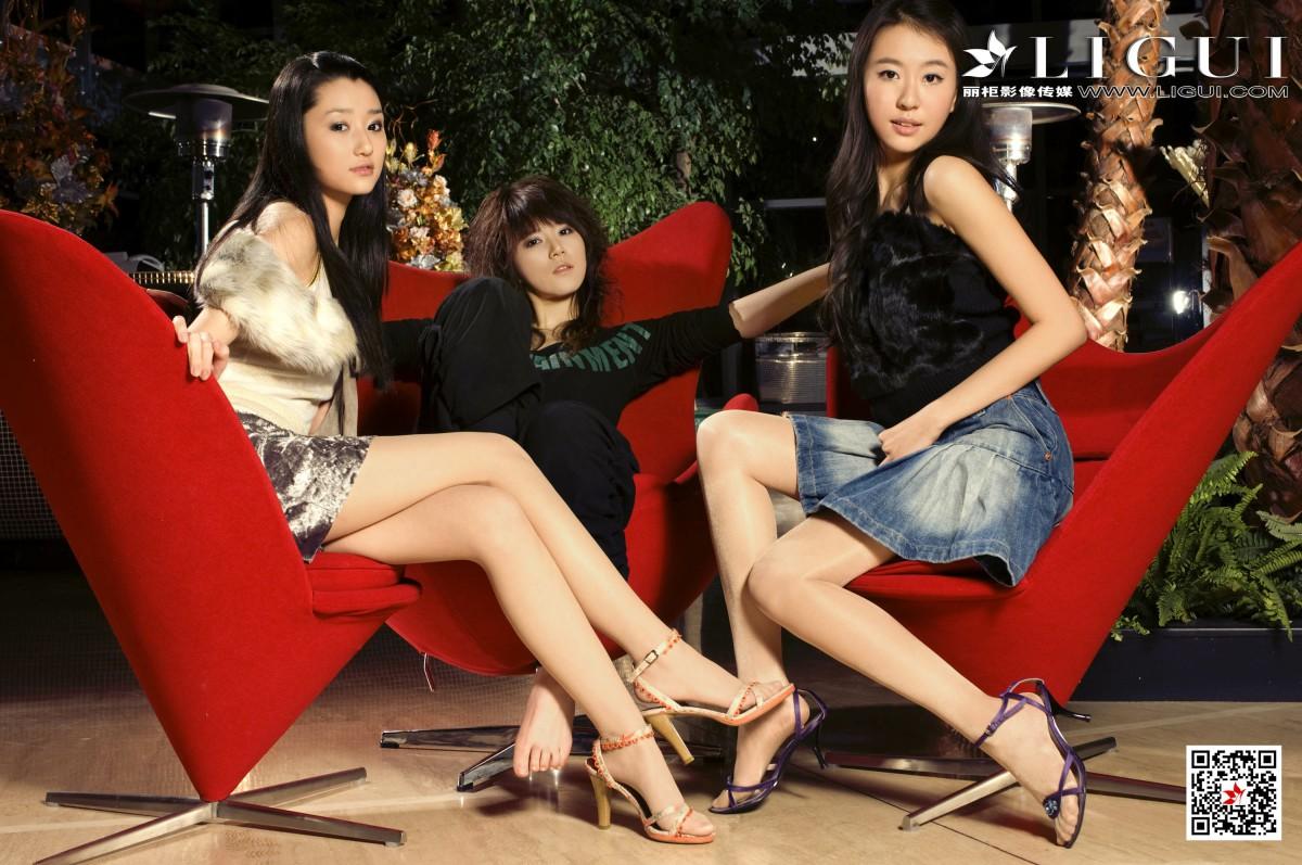 [Ligui丽柜]2020.02.13 网络丽人 Model 孙毅[44P] Ligui丽柜 第2张
