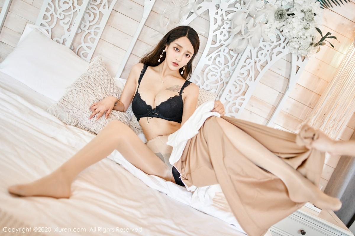 [XiuRen秀人网]2020.02.20 No.1993 Betty林子欣[48P] 秀人网 第1张