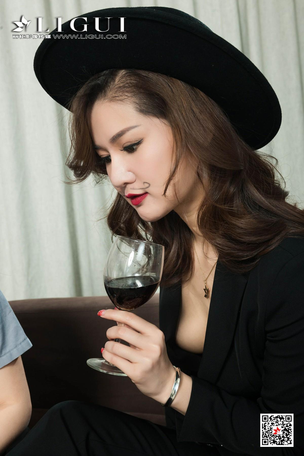 [Ligui丽柜]2020.02.15 网络丽人 Model 文芮&潘潘[60P] Ligui丽柜 第3张