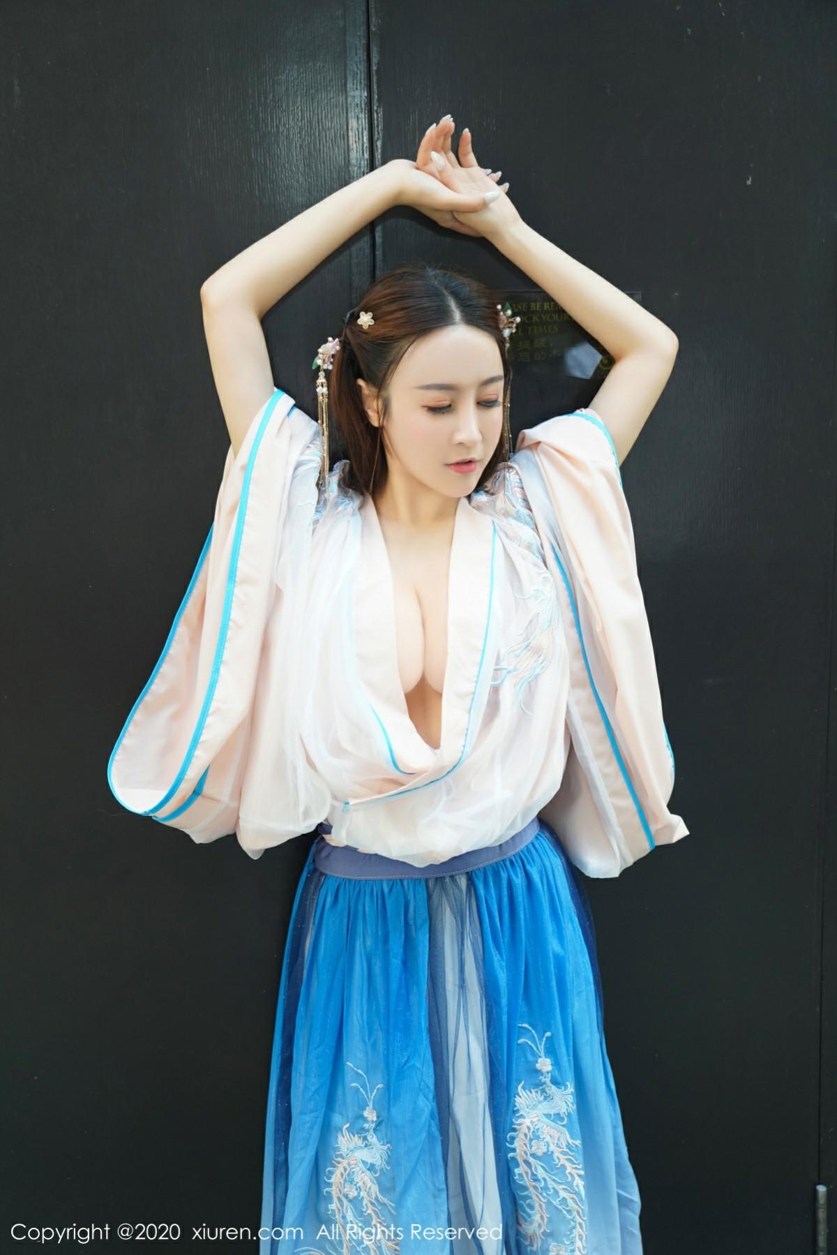 [XiuRen秀人网]2020.02.18 No.1983 周井空[41P] 秀人网 第1张